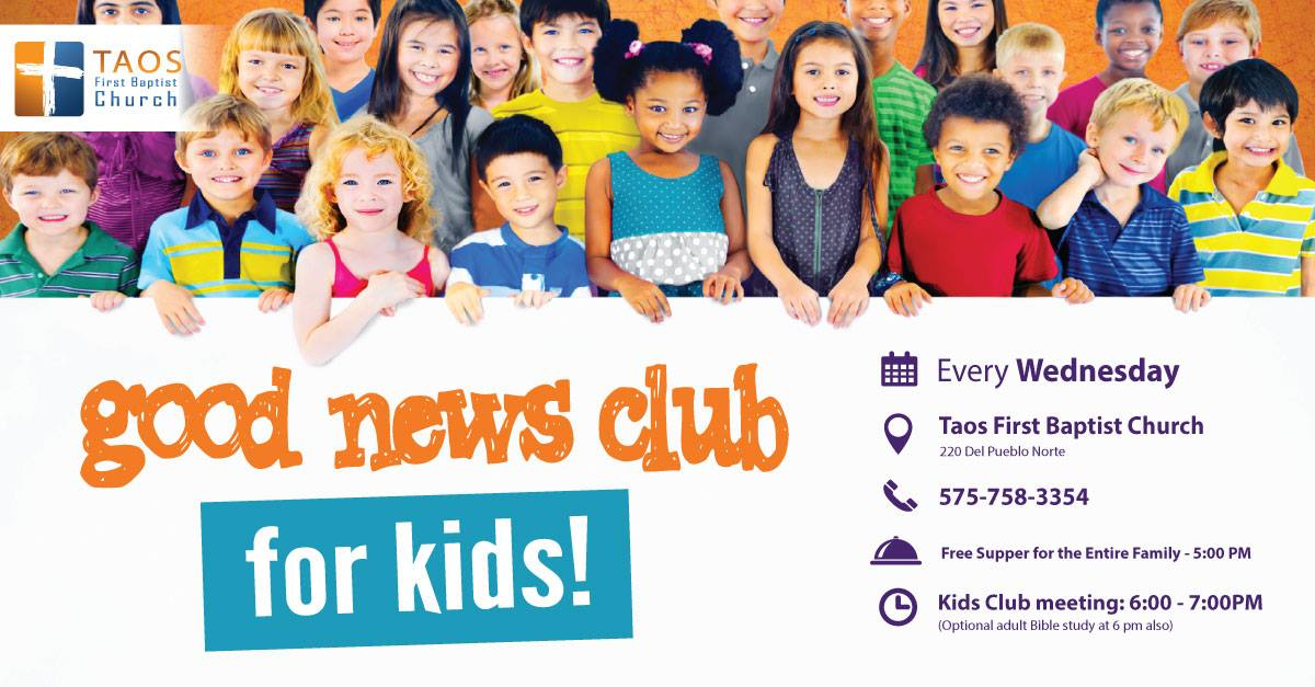 NEW: Weekly Kids Club!