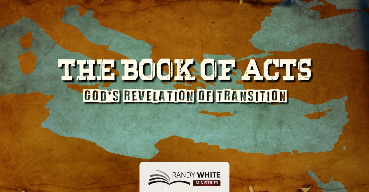 The Book of Acts – Verse by Verse